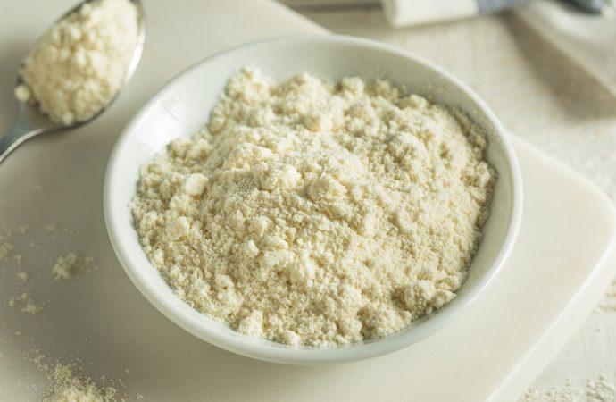 Zawartość białka w typowych produktach